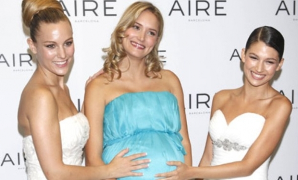 Edurne, Alba and Ursula