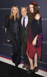 Tali Lennox at Tommy Hilfiger Opening
