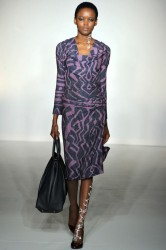 Flaviana Matata for Vivienne Westwood Red Label