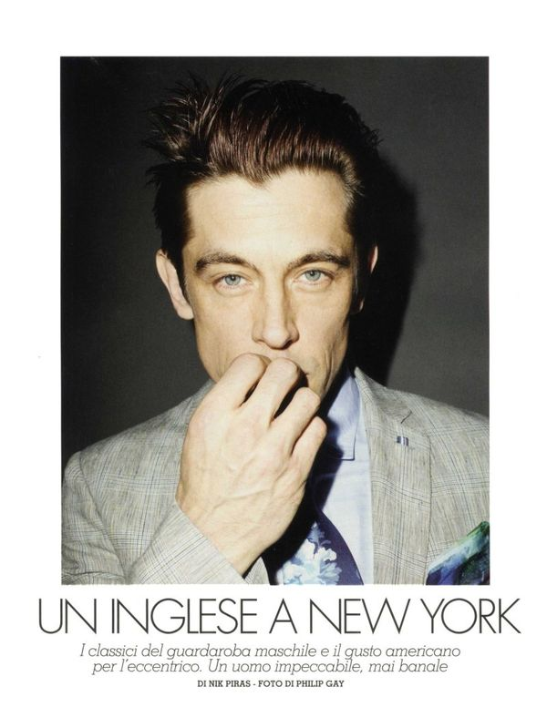 Werner Schreyer in Velvet Mag_01