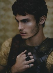 Baptiste Giabiconi in Numero Homme 23_01