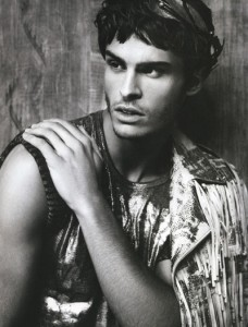 Baptiste Giabiconi in Numero Homme 23_05