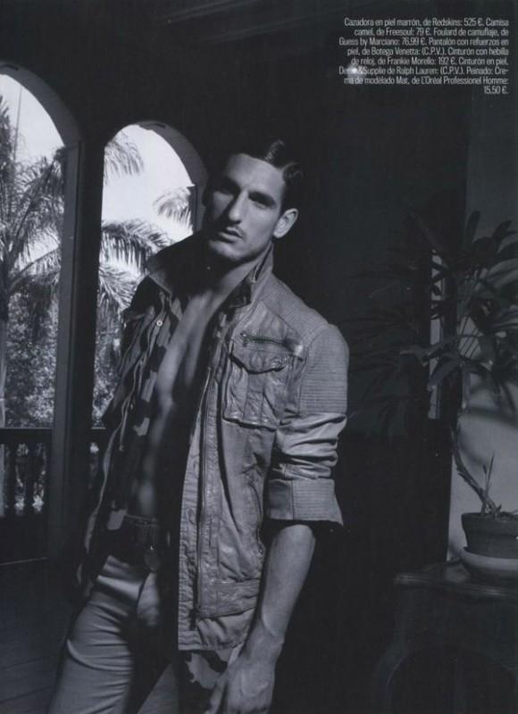 Mikel Aramendi in Man Mag_01