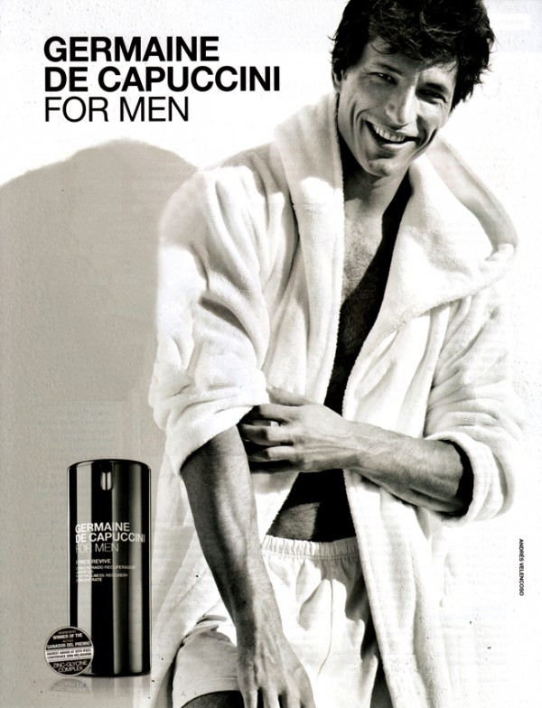 Andres Velencoso for Germaine de Capuccini