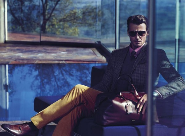 Alex Lundqvist for Hugo Boss Black FW12_06