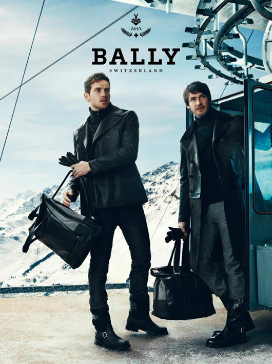 Andrew Cooper & Robert Konjic for Bally FW12_01