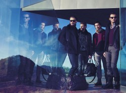 Ben Hill, RJ Rogenski, Philip Huang & Alex Lundqvist for Hugo Boss Black FW12