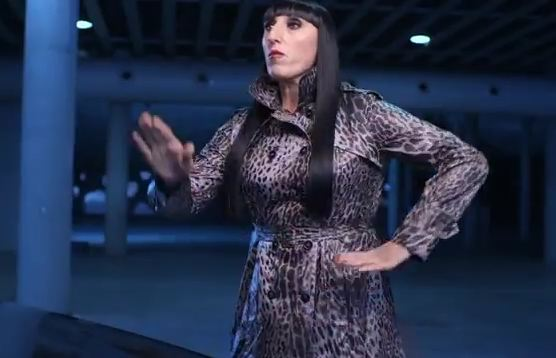 Rossy de Palma for Mango Touch