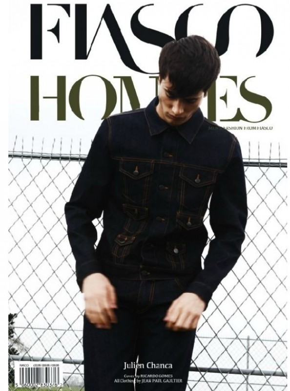 Julien Chanca in Fiasco Hommes #3