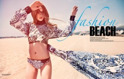 Luisa Josephine in Arsenal Magazine_01