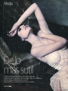 Denisa in Magazine La Vanguardia_03