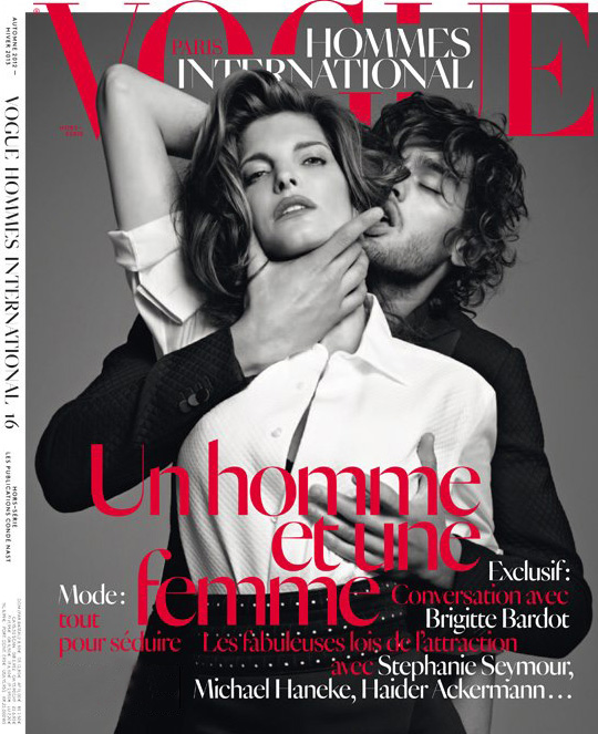 Marlon Teixeira for Vogue Hommes Paris