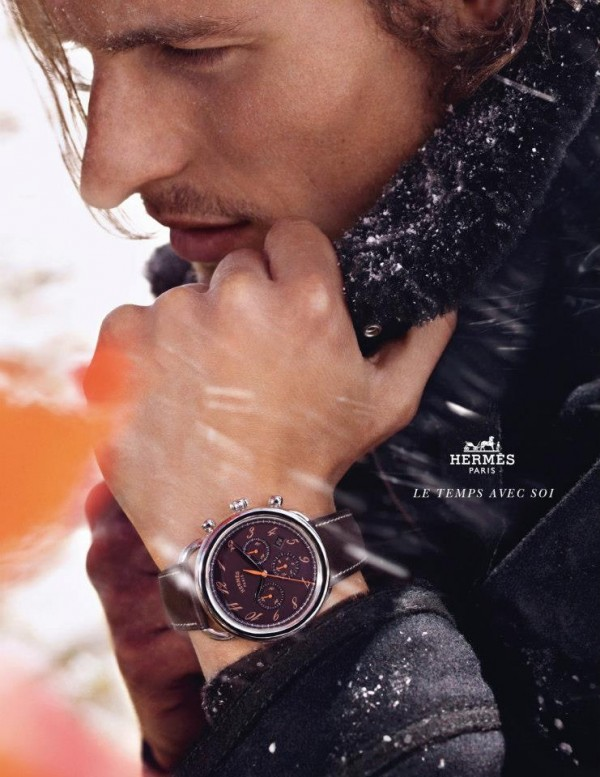 Wouter Peelen for Hermes Watches