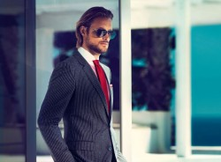 Gabriel Aubry Hugo Boss Black SS2013 8