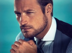 Gabriel Aubry Hugo Boss Black SS2013 6