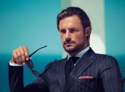 Gabriel Aubry Hugo Boss Black SS2013 3