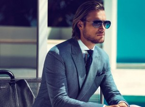 Gabriel Aubry Hugo Boss Black SS2013