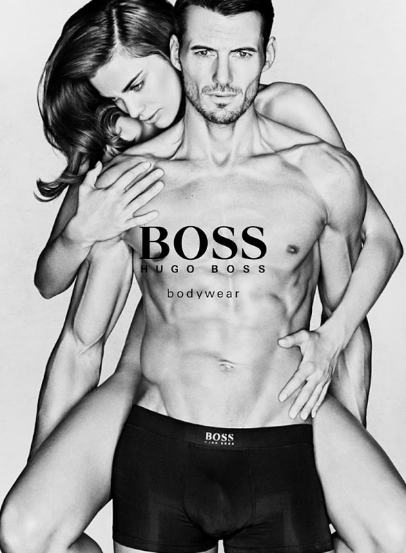 Alex Lundqvist Hugo Boss Bodywear SS2013 7