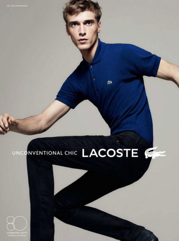 Clement Chabernaud Lacoste SS2013 2