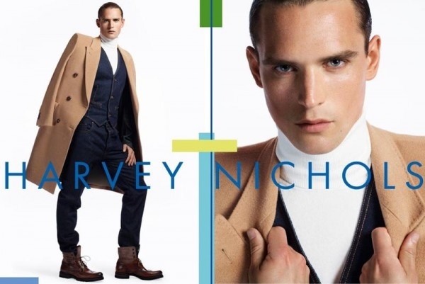 Guy Robinson Harvey Nichols