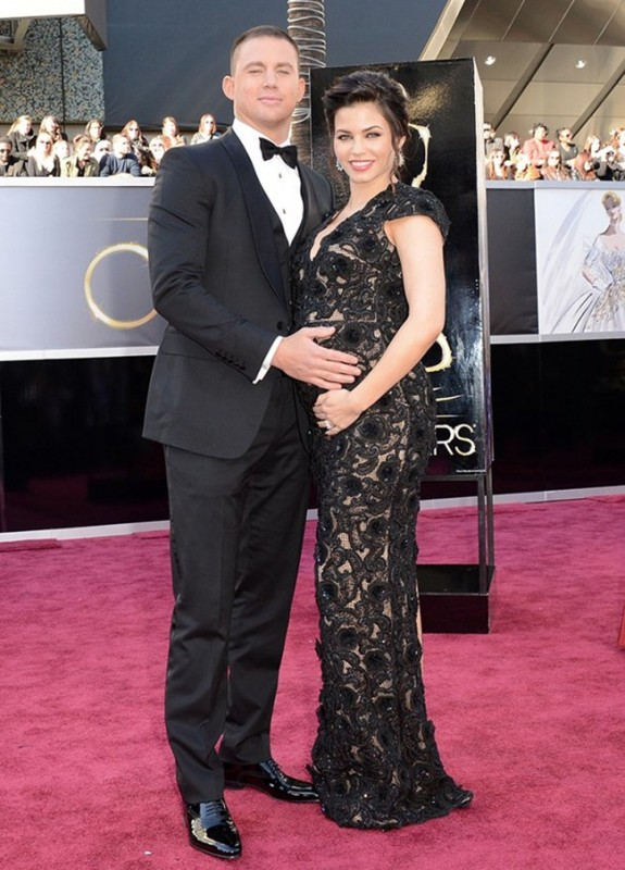 Channing Tatum at Oscars 2013 1