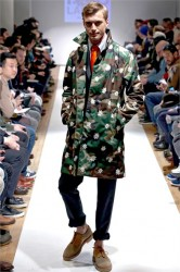 Clement Chabernaud for Mark McNairy New Amsterdam FW2013-2014