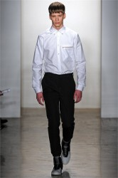 Justin Sterling for Tim Coppens FW2013-2014