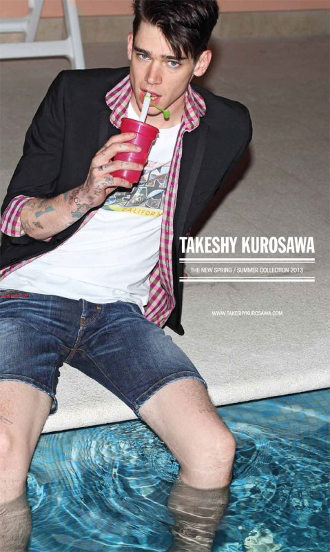 Cole Mohr for Takeshy Kurosawa 1