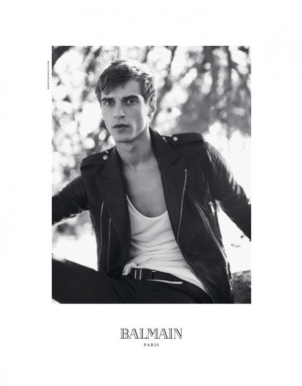 Balmain SS2013 Campaign