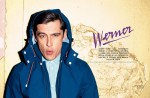 Werner Schreyer in L'Officiel Hommes Paris 1