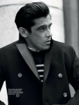 Werner Schreyer in L'Officiel Hommes Paris 10