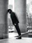 Werner Schreyer in L'Officiel Hommes Paris 14