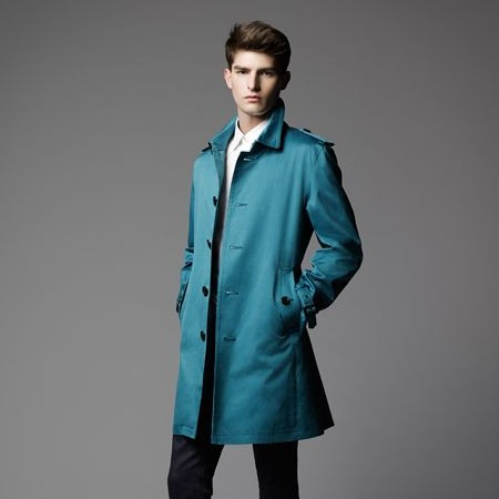 Paolo Anchisi for Burberry