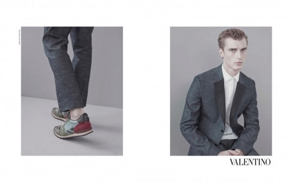 Clement Chabernaud for Valentino 1