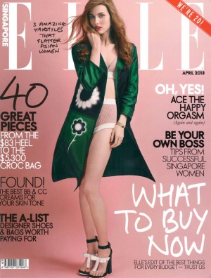 Jasmin Jalo in ELLE Singapore1