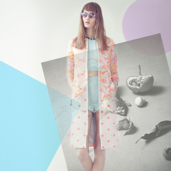 Kirsi Pyrhonen in Rika Magazine