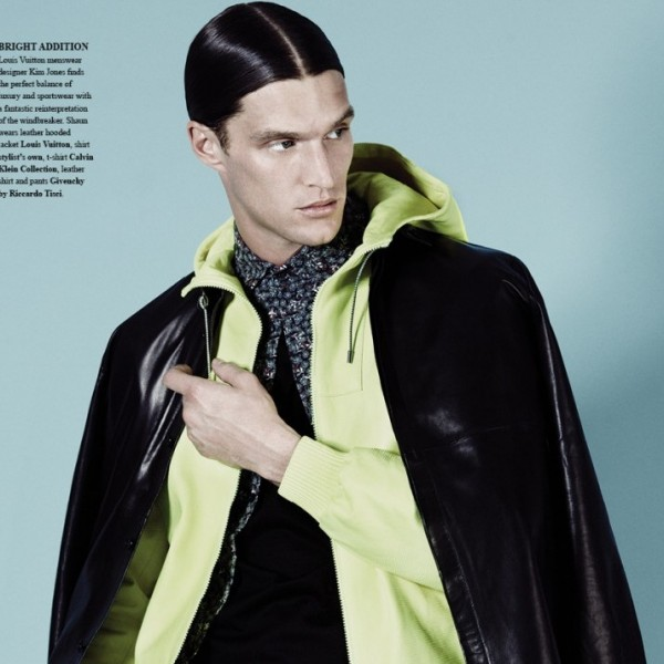 Shaun De Wet in Fashionisto