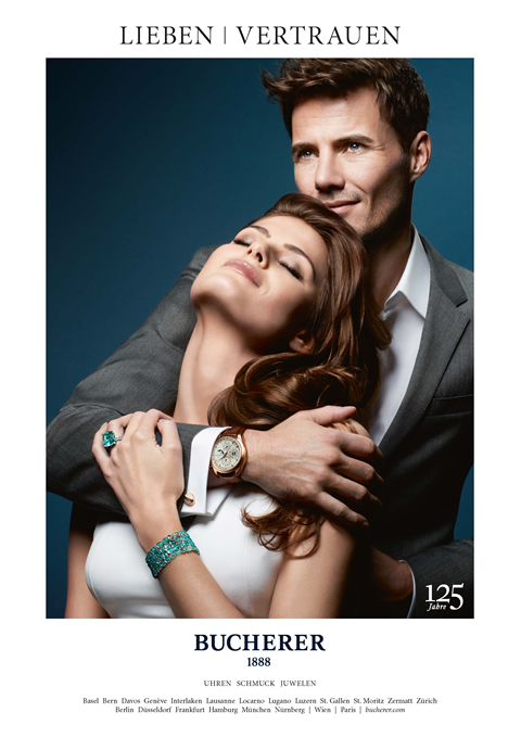 Alex Lundqvist for Bucherer Jewels 1