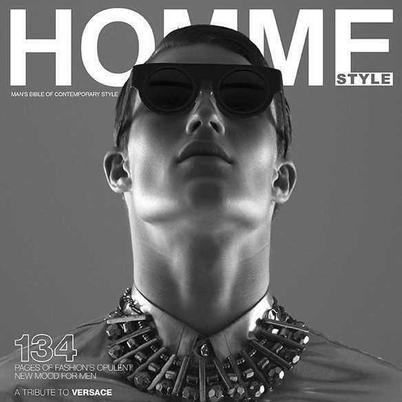 Harry Pulley for Homme Style