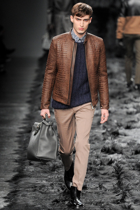 Charlie France for Fendi