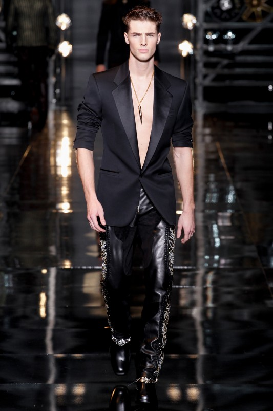 Edward Wilding for Versace