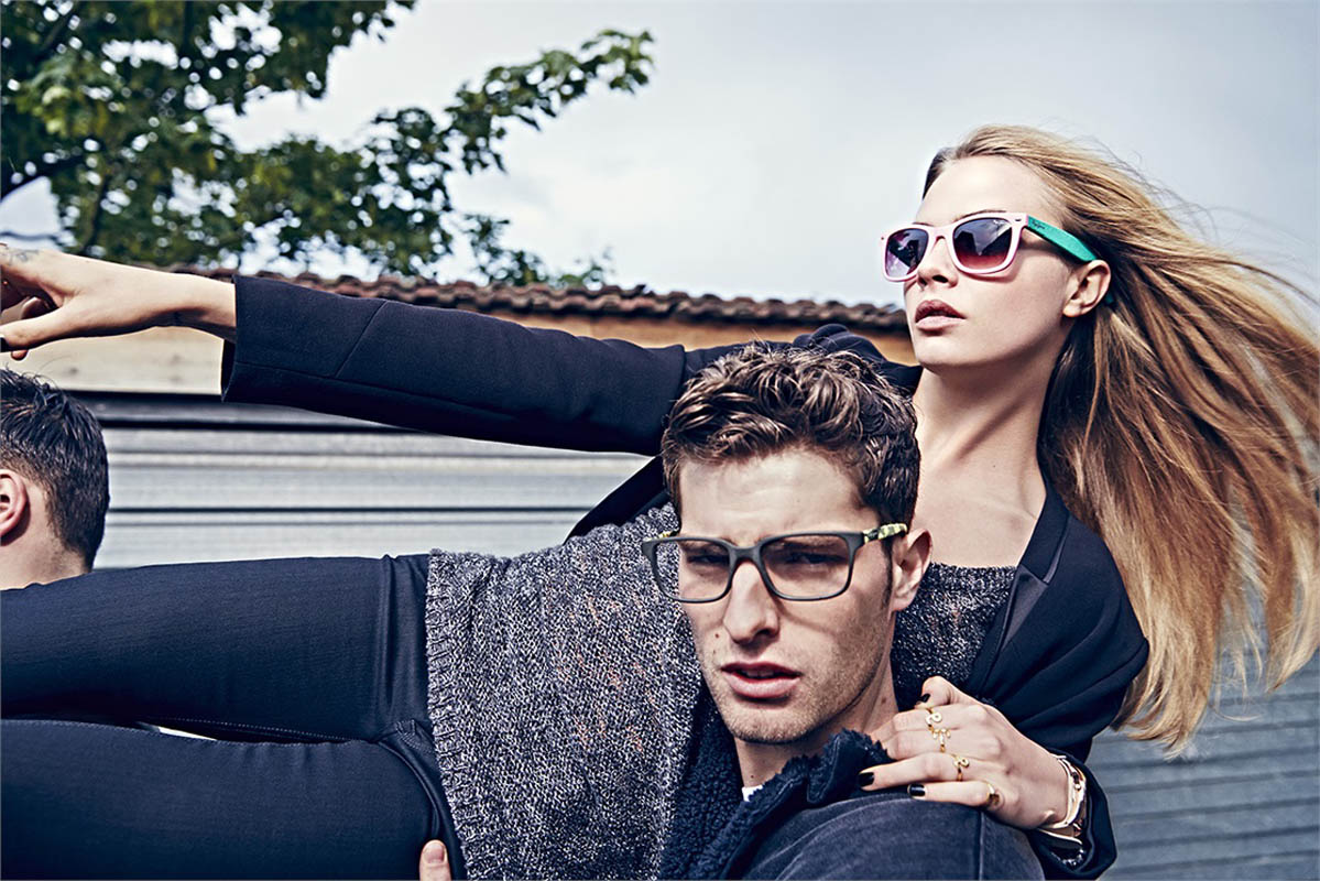 Blog Sight Management Cara Delevingne And Paolo Anchisi