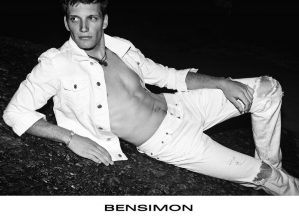 Florian-Van-Bael-Bensimon-Spring-Summer-2015-Campaign-White-Jeans-002-800x598