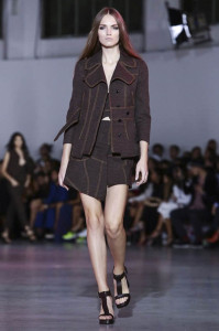 Costume National, Ready to Wear Spring Summer 2015 Collection in Milan