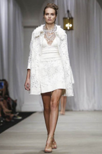 Ermanno Scervino, Ready to Wear Spring Summer 2015 Collection in Milan
