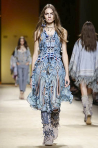 Etro, Ready to Wear Spring Summer 2015 Collection in Milan