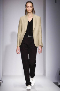 Margaret Howell Ready to Wear Spring Summer 2015 in New York