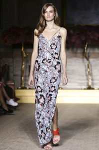 Matthew Williamson, Ready to Wear Spring Summer 2015 Collection in London