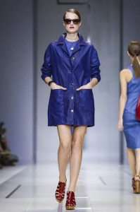 Trussardi, Ready to Wear Spring Summer 2015 Collection in Milan