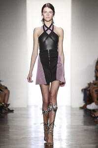 Ohne Titel Ready to Wear Spring Summer 2015 Collection in New York